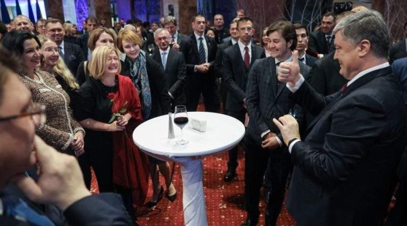 Виступ Президента України на урочистостях з нагоди 100-річчя дипломатичної служби України (фото, відео)
