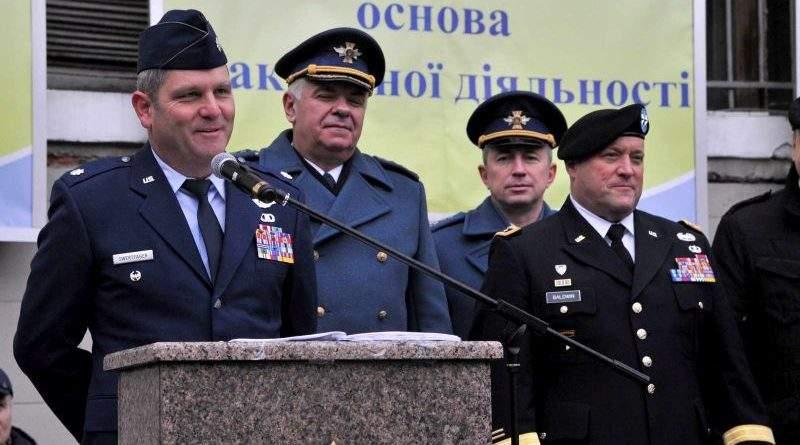 Харківський національний університет Повітряних Сил відвідала делегація Збройних сил США (фото)