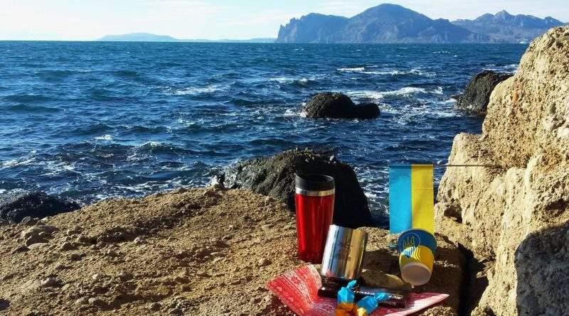 «Кава на Хрещатику!» в українському Криму!