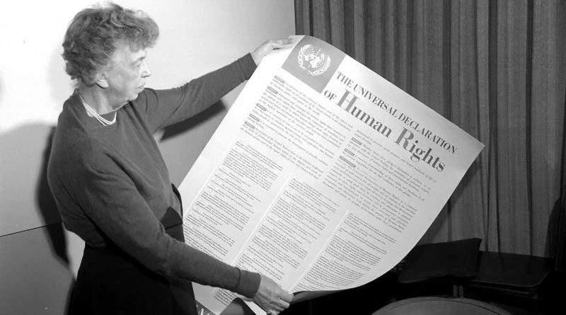Звернення Президента до співвітчизників з нагоди Міжнародного дня прав людини