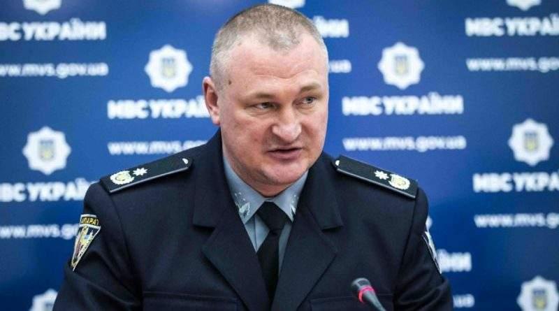 Поліція закликає учасників акції у центрі Києва не порушувати публічну безпеку