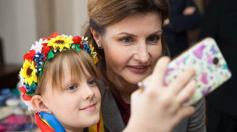 Марина Порошенко презентувала «Книгу Миру» в Португалії (фото)