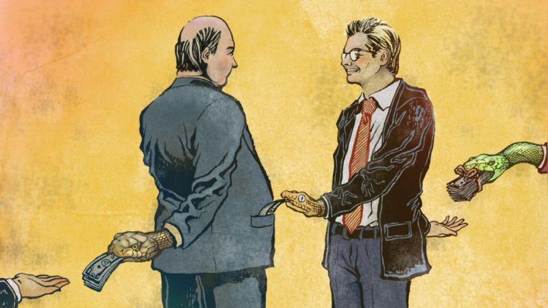 Реальна ли нулевая терпимость к коррупции?