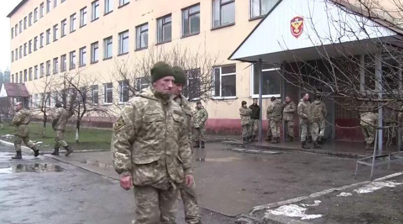 На Харківщині тривають роботи з облаштування військового містечка 92-ї окремої механізованої бригади (відео)