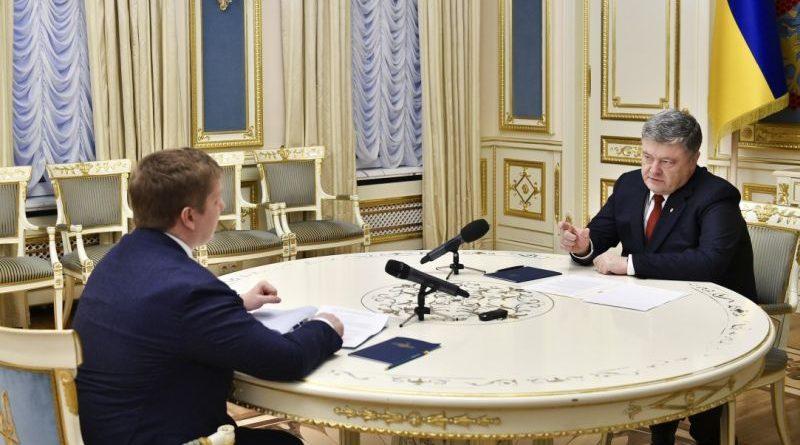 Президент привітав українців з перемогою Нафтогазу України над Газпромом у Стокгольмському Арбітражі (фото, відео)