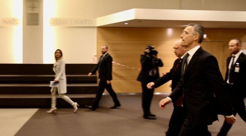 За участю Генсекретаря НАТО та Секретаря РНБО України у Брюсселі відбулося засідання Комісії Україна-НАТО (фото)
