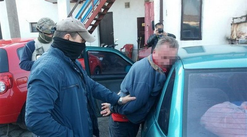 До чотирнадцяти років позбавлення волі засуджено колишнього військового за співпрацю з спецслужбами РФ (фото, відео)