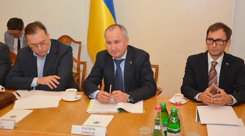 «СБУ буде твердо і рішуче запобігати спробам незаконного тиску на бізнес» – Василь Грицак (фото)