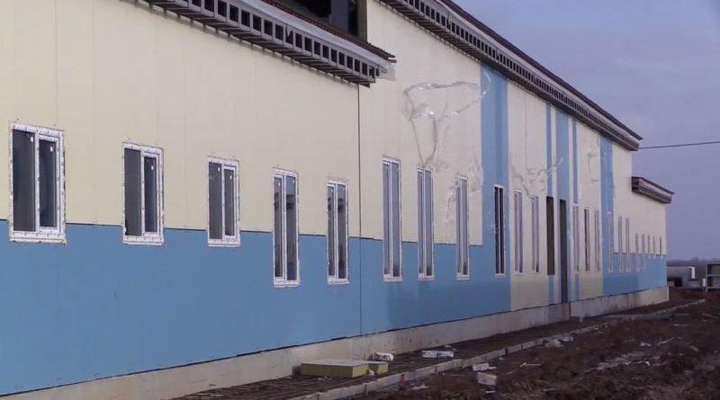 На полігоні «Широкий Лан» триває будівництво військового містечка за світовими стандартами (відео)