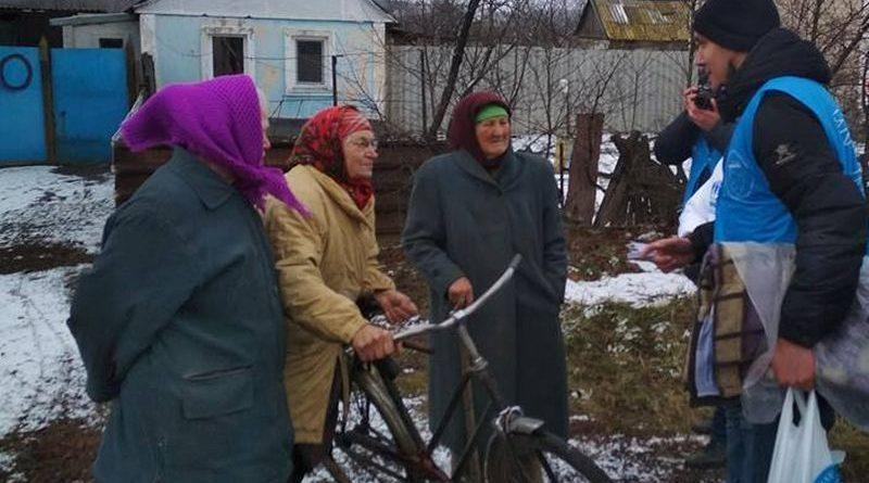 Україна відновила електропостачання та транспортне сполучення в Травневому (фото)