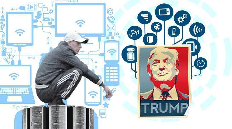 Валерчик, Трамп и создание параллельных вселенных