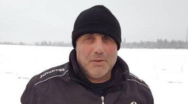 При спробі нелегального перетину державного кордону затримано громадянина Грузії Вано Надірадзе (фото)