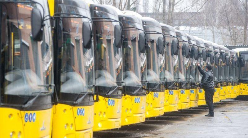 Уряд полегшив участь у публічних закупівлях для виробників автобусів, трамваїв і тролейбусів