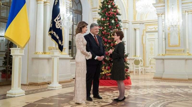Звернення Президента на Традиційній зустрічі з главами дипломатичних представництв іноземних держав та міжнародних організацій (фото)