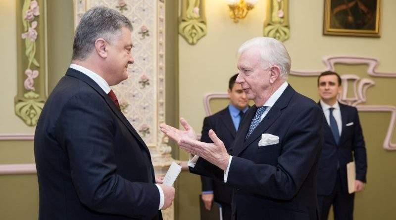 Президент прийняв вірчі грамоти у послів низки іноземних держав (фото)