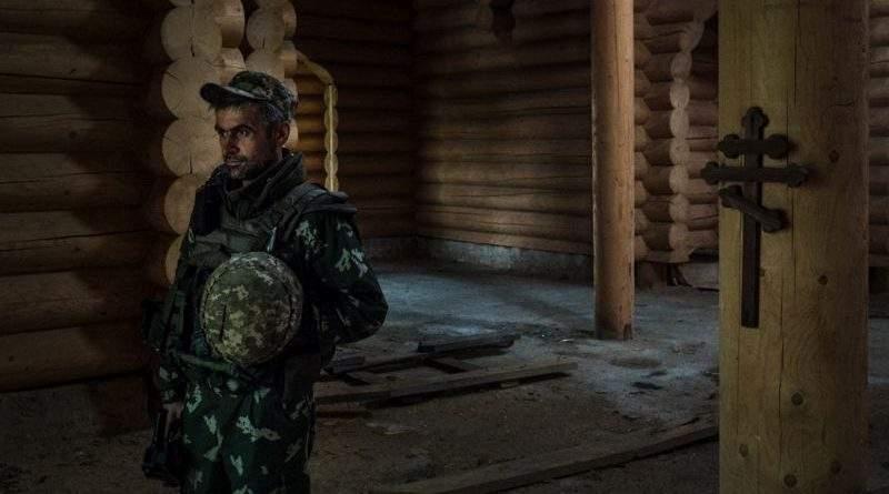 У Львові відкрилася виставка «У воротах Європи» французького фотографа про події на сході України (фото, відео)