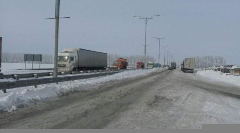 Оперативна інформація щодо наслідків складних погодних умов в України (станом на 19:00 21 січня) (фото)