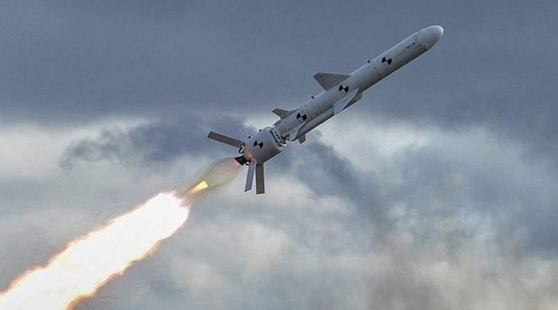 Відбулося перше випробування української крилатої ракети (фото)