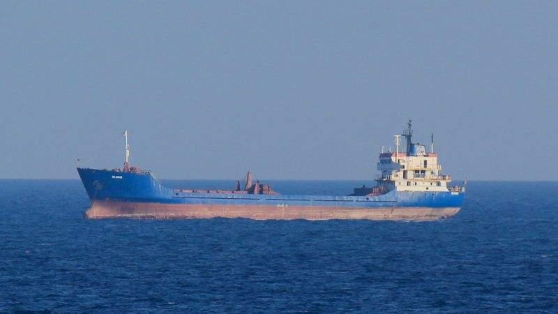 Протягом грудня у портах Криму зафіксовано 26 вантажних суден-порушників