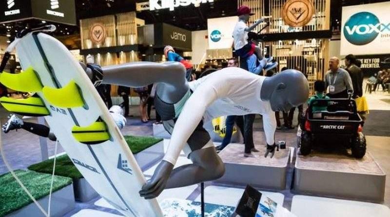 Відкрито Український Павільйон на щорічній виставці Consumer Electronics Show у Лас-Вегасі, США