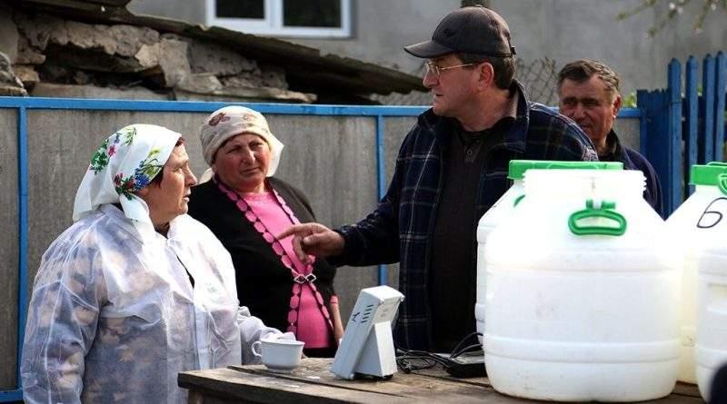 Закупівля молока в господарствах населення триватиме