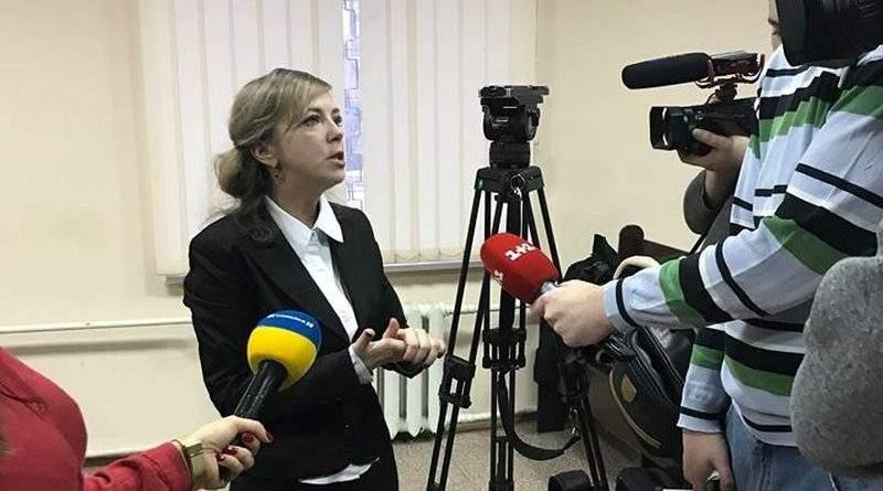 Хід розслідування за фактом вбивства І. Ноздровської під особливим контролем прокуратури Київської області