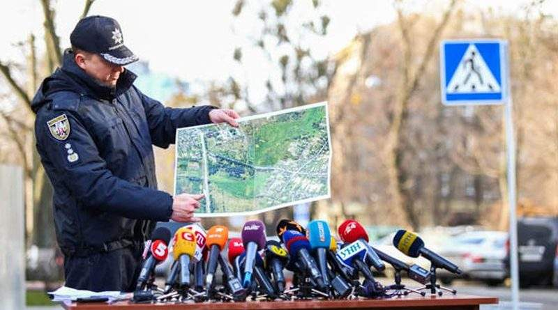 «Убивство Ірини Ноздровської не було сплановано – це збіг обставин» - В'ячеслав Аброськін  (відео)
