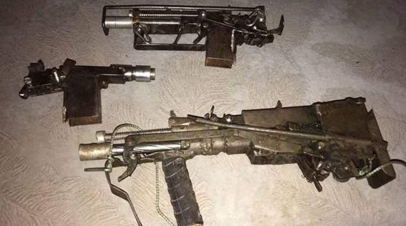 В Одесі після стрілянини поліція виявила цех з виготовлення атипової зброї (фото, відео)