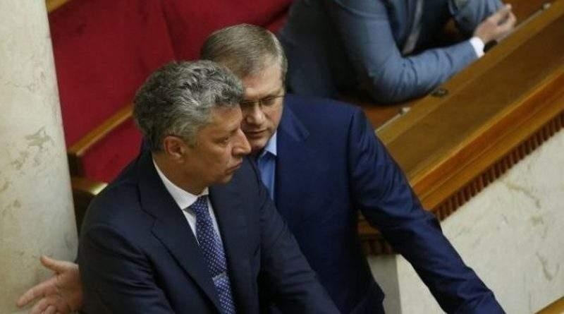 «Опоблок» призупинив прийняття закону про реінтеграцію Донбасу