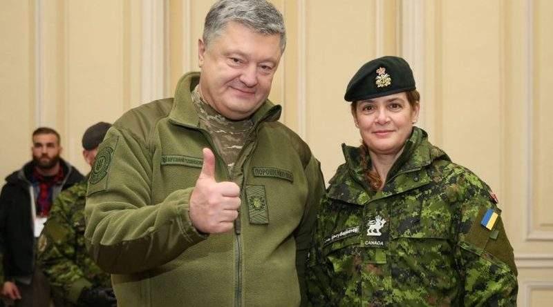 Президент України зустрівся з Генерал-губернатором Канади (фото, відео)