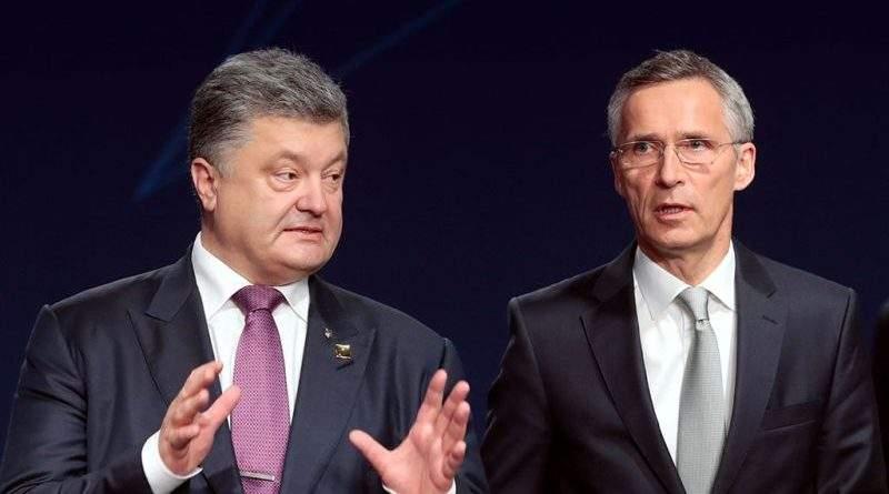 Президент України провів телефонну розмову з Генеральним секретарем НАТО