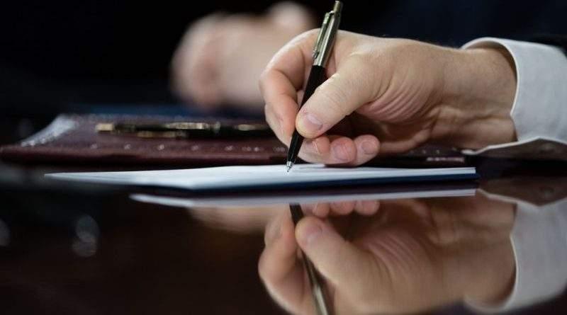 Президент підписав Закон про дозволи на телерадіомовлення в зоні проведення АТО та прикордонних районах України