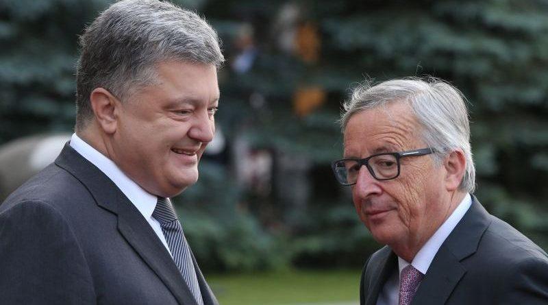 Президент України провів телефонну розмову з Президентом Європейської Комісії