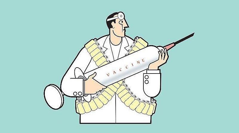 Выбор между смертью и осложнением от прививки