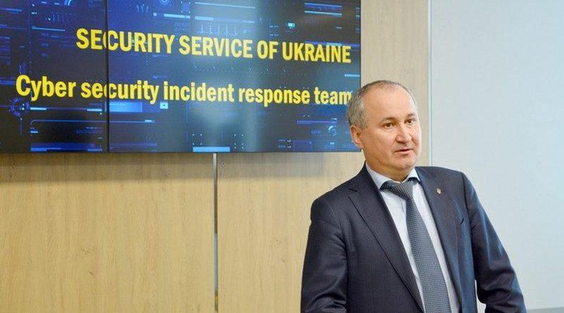 Голова СБУ відкрив Ситуаційний центр забезпечення кібернетичної безпеки (фото, відео)