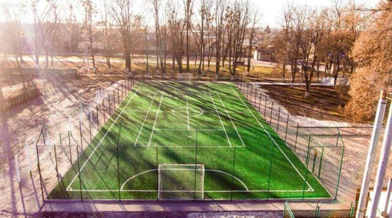 У 2018-му регіони отримають 370 млн грн на будівництво футбольних полів зі штучним покриттям