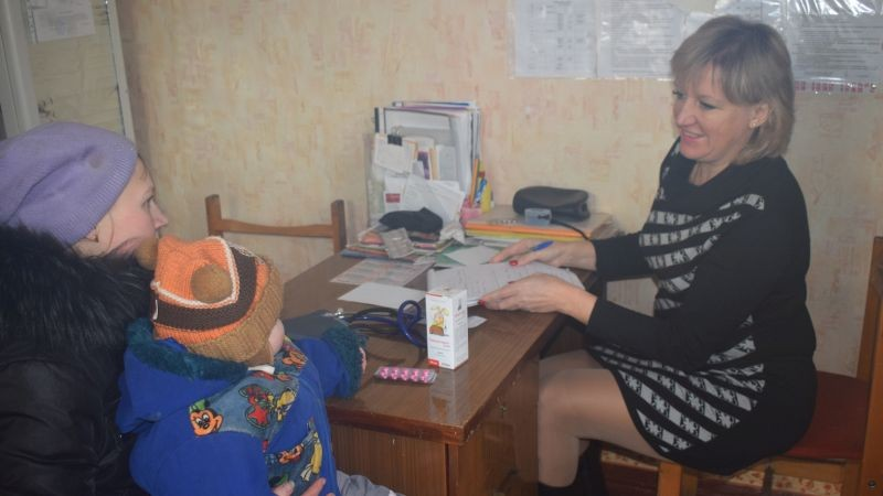 У прифронтовому населенному пункті Травневе відновлено медичне забезпечення (фото, відео)