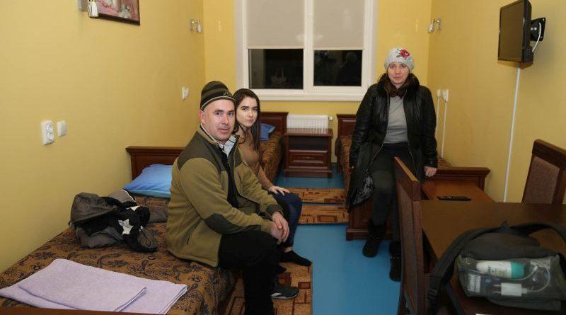 Реабілітаційний центр «Тисовець» продовжує приймати родини військових на відпочинок та реабілітацію (фото)