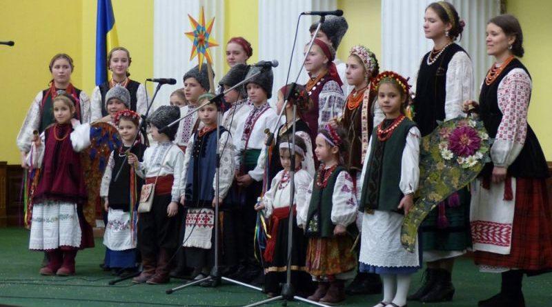 «Вечір Різдвяних Василів» у столиці зібрав сотні відвідувачів (фото, відео)