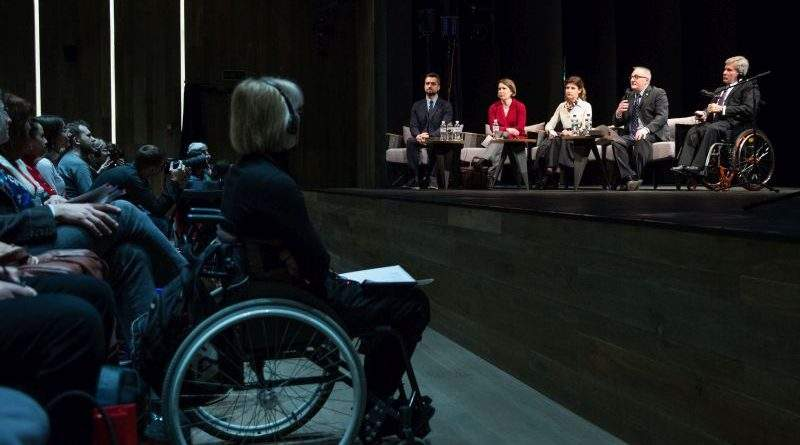 Марина Порошенко відвідала Міжнародний форум Британської Ради «Unlimited: Мистецтво без меж» (фото)