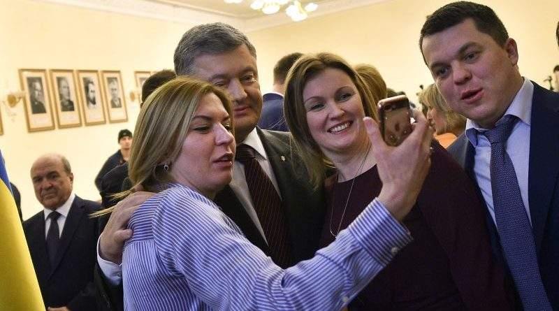 Петро Порошенко зустрівся з обдарованою молоддю та молодими вченими (фото, відео)