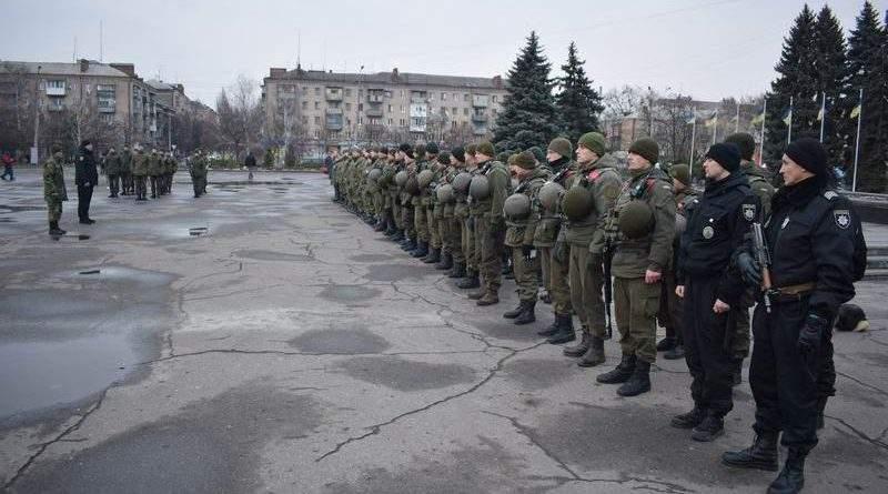 За тиждень поліція Донеччини притягнула до відповідальності 10 бойовиків та їхніх пособників