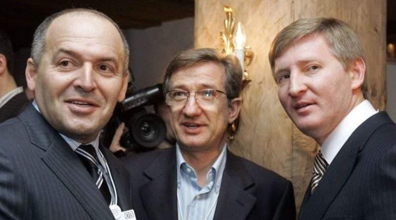 Українські багатії - злидні