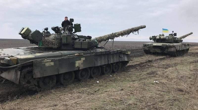 Как двигаются шестеренки армейской бригады