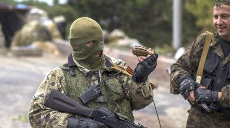 На Дніпропетровщині СБУ затримала бойовика терористичного угруповання «Восток» (відео)