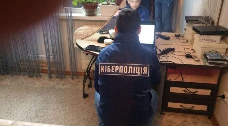 Кіберполіція викрила хакера, причетного до кардерства та розповсюдження бази даних міжнародної компанії (відео)