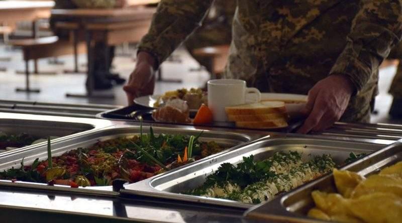 Майже у всіх частинах Сил спеціальних операцій ЗСУ вже впроваджено нову систему харчування за Каталогом (фото)