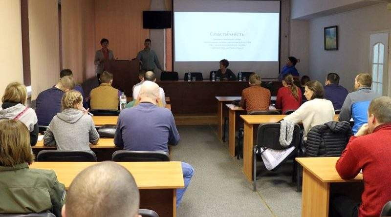 Військові лікарі з США провели триденний семінар у Львові (фото)