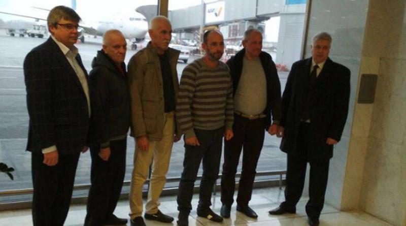 Українці, які утримувалися 6 років у Лівії, повернулися на Батьківщину