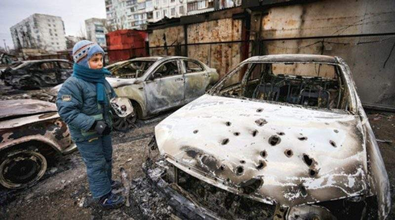Генпрокуратурою повідомлено про підозру трьом офіцерам ЗС РФ та громадянину України (фото)